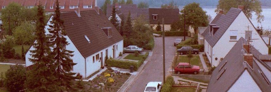 Gebiet Tremser Teich in den 80er Jahren